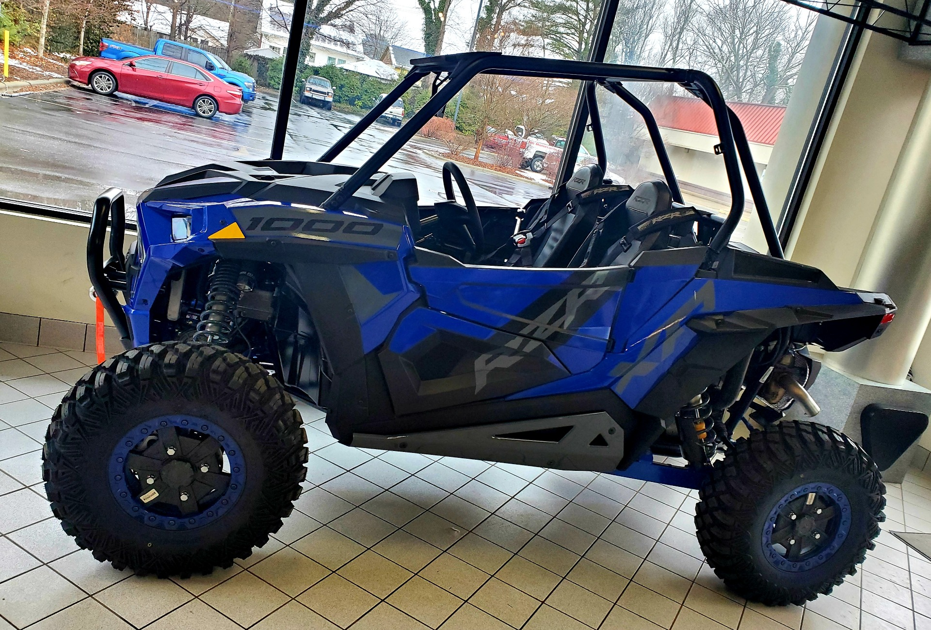 2021 Polaris RZR XP 1000 Trails & Rocks in Asheville, North Carolina - Photo 1