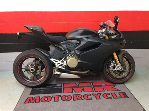 2014 Ducati Superbike 1199 Panigale S in Asheville, North Carolina