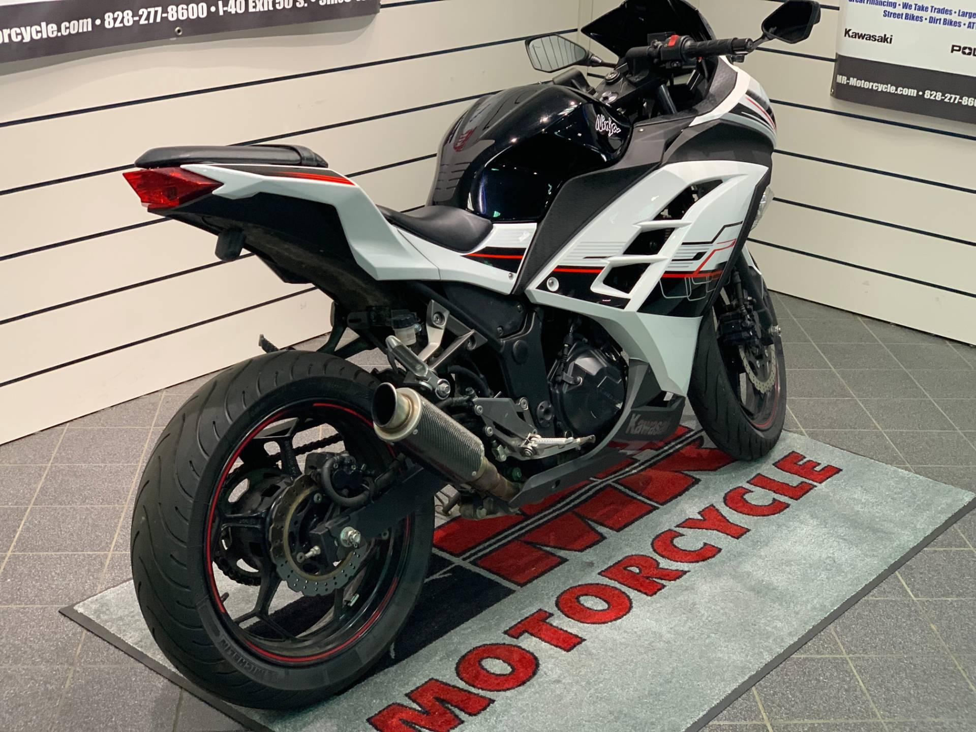 2014 Kawasaki Ninja® 300 SE in Asheville, North Carolina