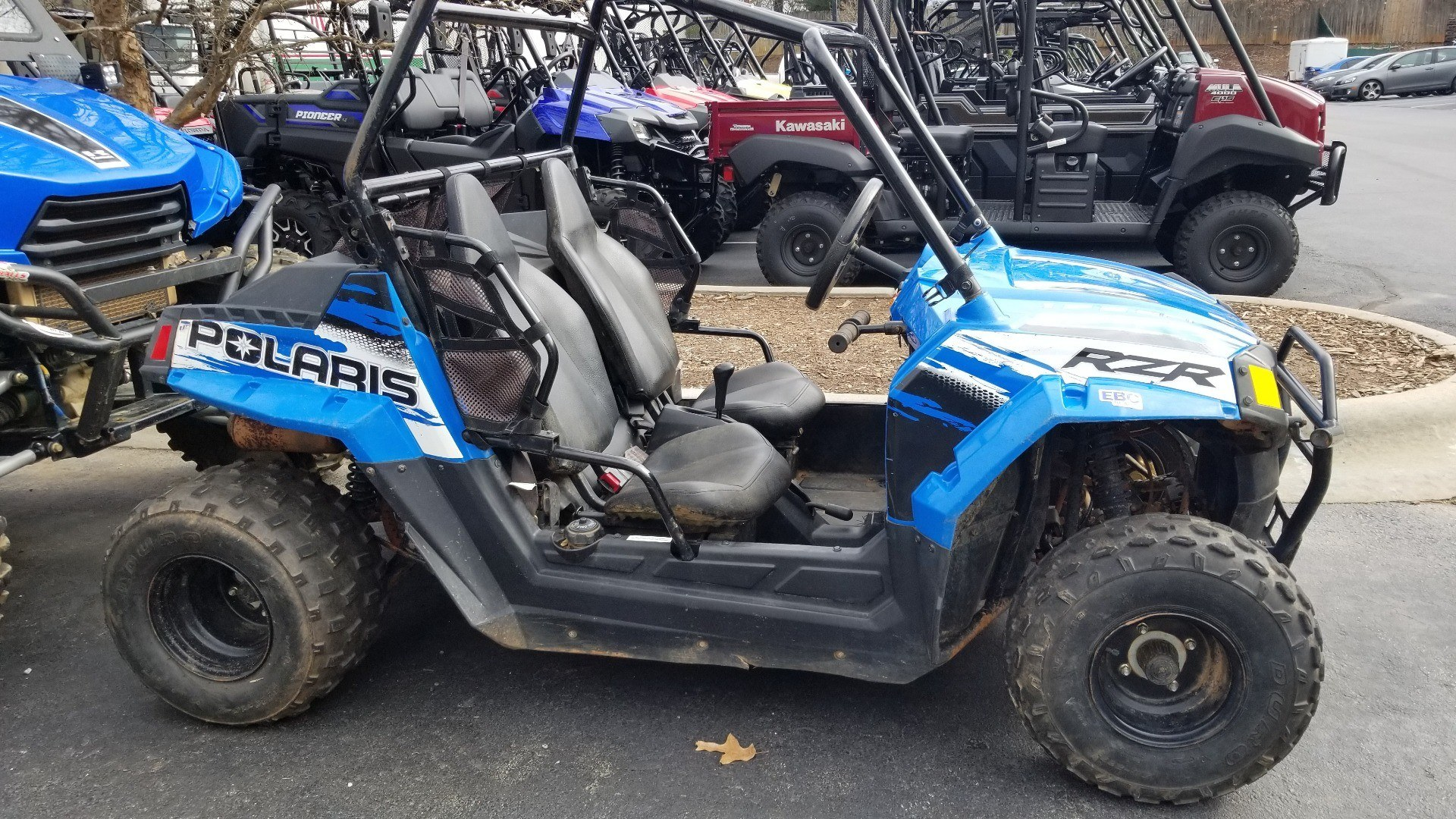 2017 Polaris RZR 170 EFI in Asheville, North Carolina