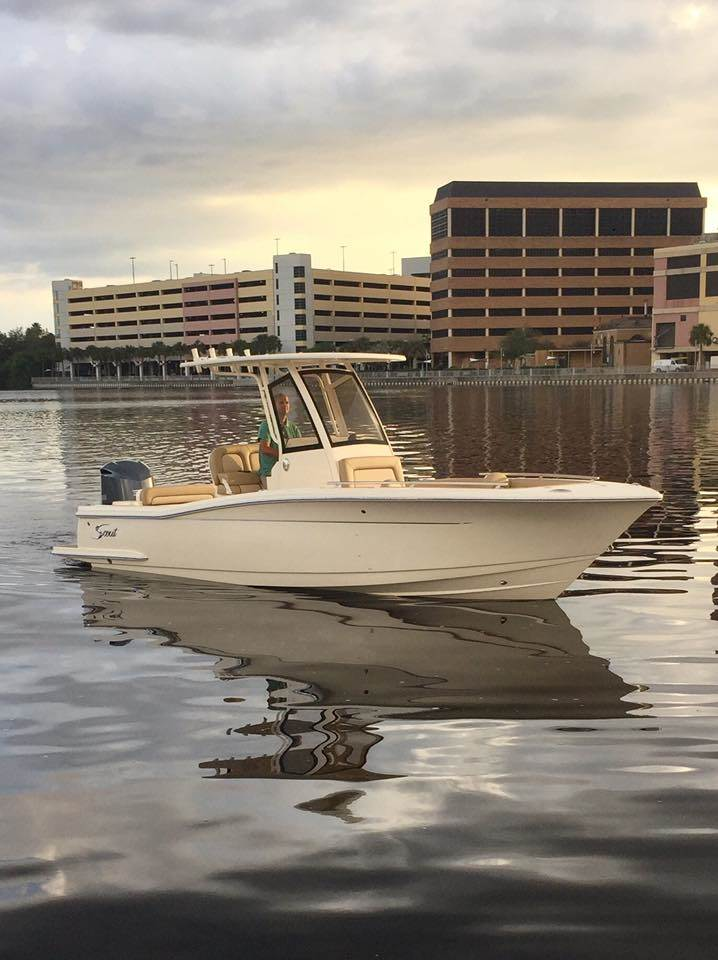 2018 Scout Boats 235 XSF in Ontario, California