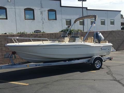 2018 Scout 175 DORADO in Ontario, California