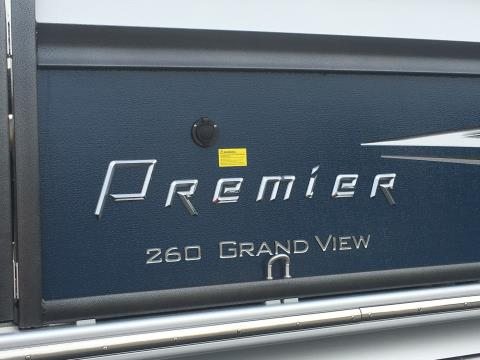 2016 Premier 260 Grand View in Ontario, California