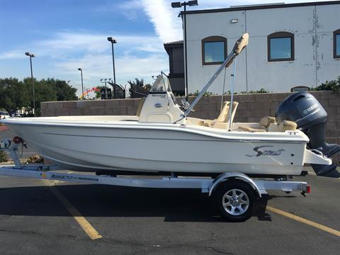 2018 Scout 175 SPORTFISH in Ontario, California
