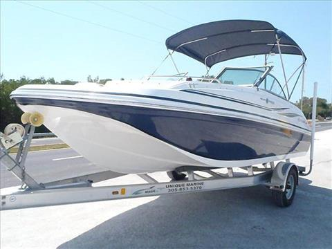 2017 Hurricane SunDeck 187 OB in Ontario, California