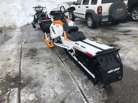 2017 Ski-Doo Summit X 165 850 E-TEC E.S., PowderMax 2.5 in. in Toronto, South Dakota - Photo 2