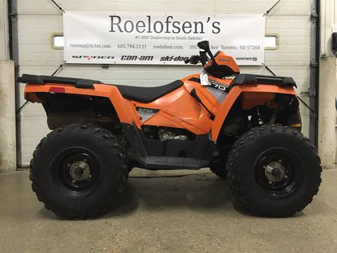 2016 Polaris Sportsman 570 EPS in Toronto, South Dakota