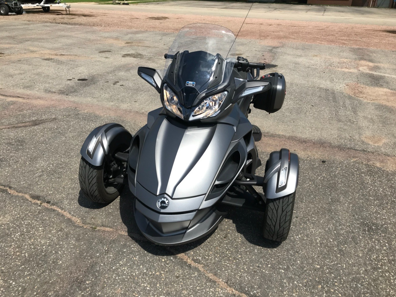 2014 Can-Am™ Spyder ST Limited 2