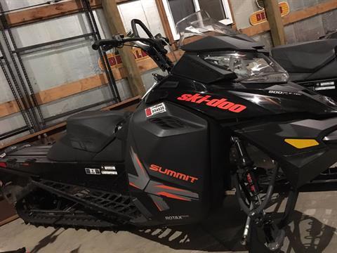 "2015 Ski-Doo Summit® X® 154 800R E-TEC®, PowderMax 2.5"" in Toronto, South Dakota"