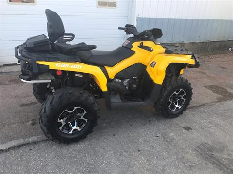 2016 Can-Am Outlander MAX XT 570 in Toronto, South Dakota - Photo 1