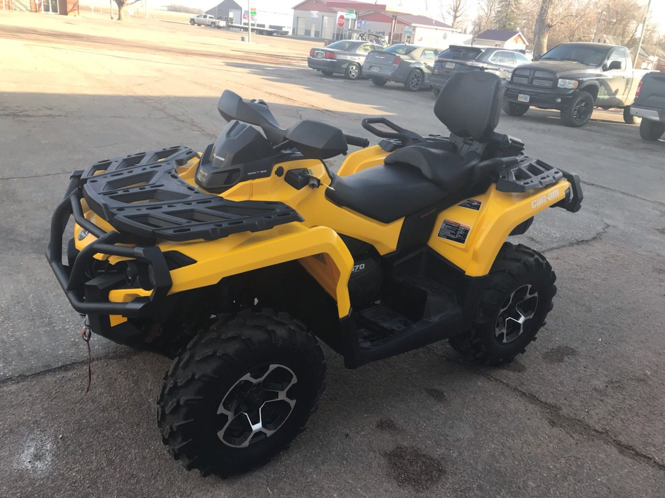 2016 Can-Am Outlander MAX XT 570 in Toronto, South Dakota - Photo 4