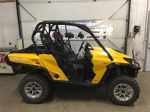 2015 Can-Am Commander™ XT™ 1000 in Toronto, South Dakota