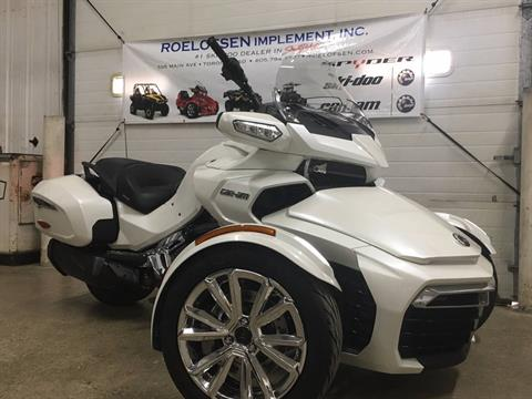 2016 Can-Am Spyder F3 Limited in Toronto, South Dakota