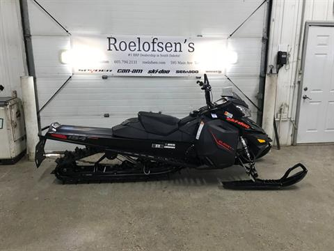 "2016 Ski-Doo Summit SP 154 800R E-TEC, PowderMax 2.5"" in Toronto, South Dakota"