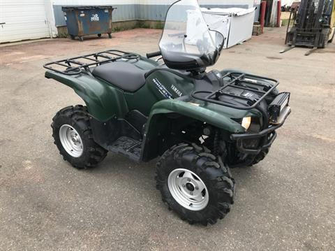 2011 Yamaha Grizzly 550 FI Auto. 4x4 EPS in Toronto, South Dakota