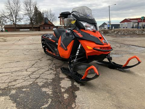2016 Ski-Doo Renegade Backcountry 600 H.O. E-TEC ES in Toronto, South Dakota