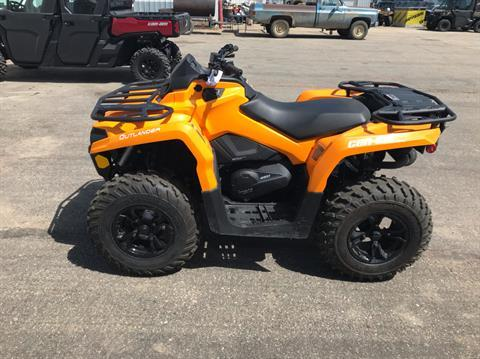 2018 Can-Am Outlander DPS 450 in Toronto, South Dakota - Photo 1