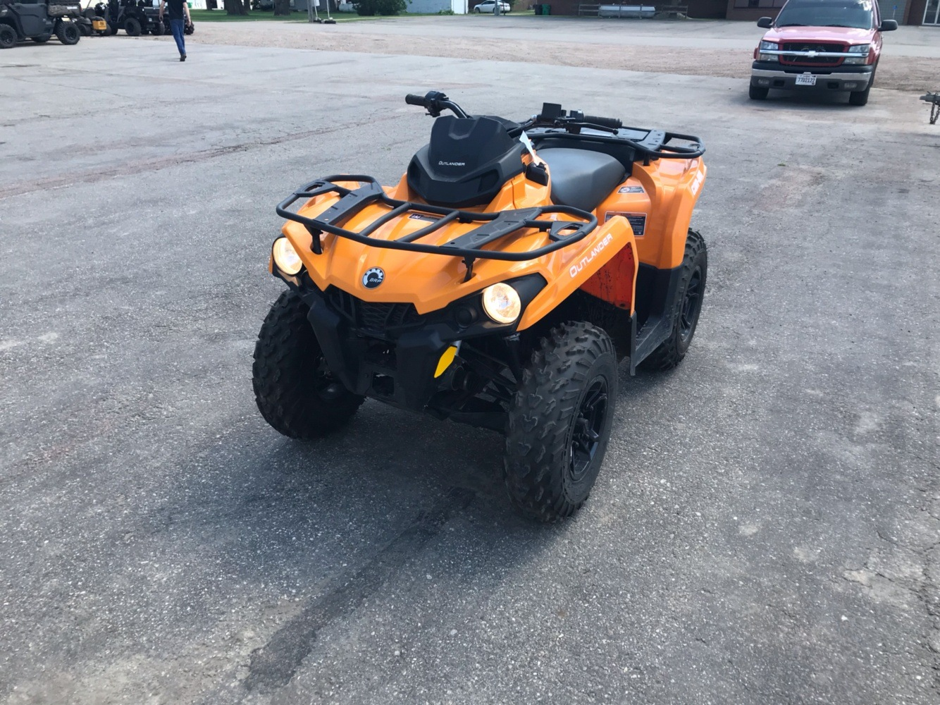 2018 Can-Am Outlander DPS 450 in Toronto, South Dakota - Photo 2