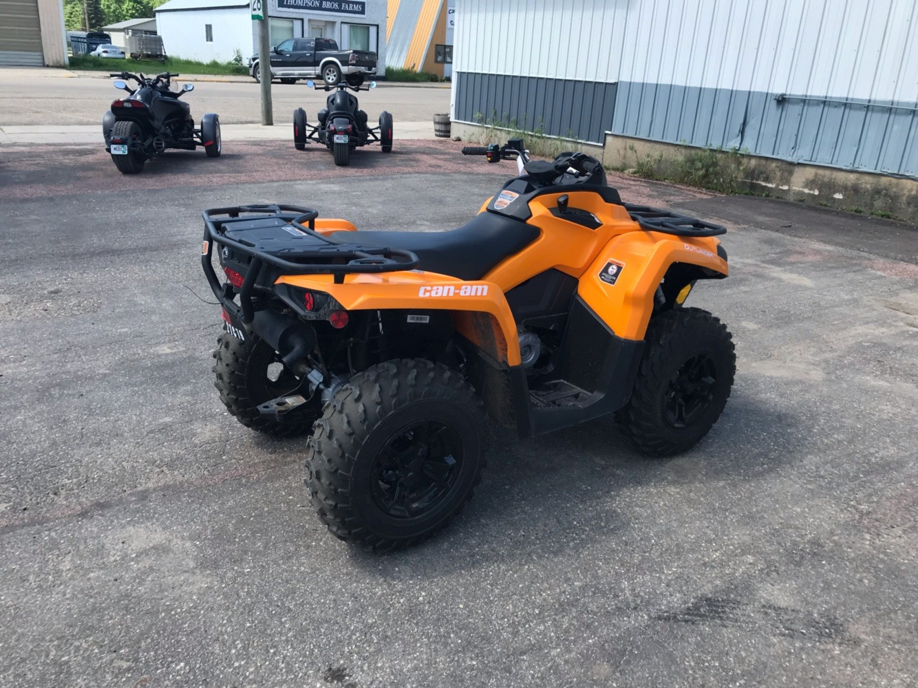 2018 Can-Am Outlander DPS 450 in Toronto, South Dakota - Photo 4