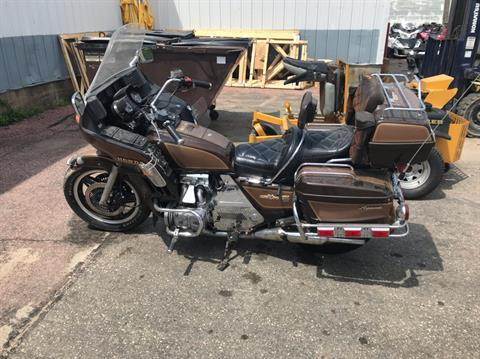 1984 Honda Goldwing GL 1200 in Toronto, South Dakota