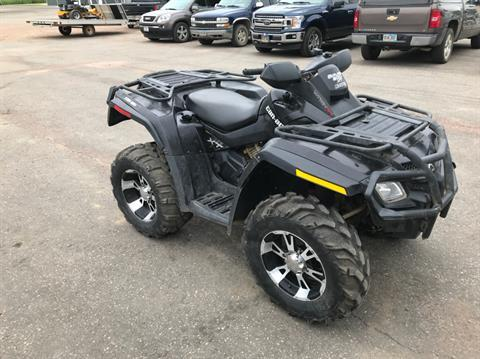 2009 Can-Am Outlander™ XT™ 800R EFI in Toronto, South Dakota