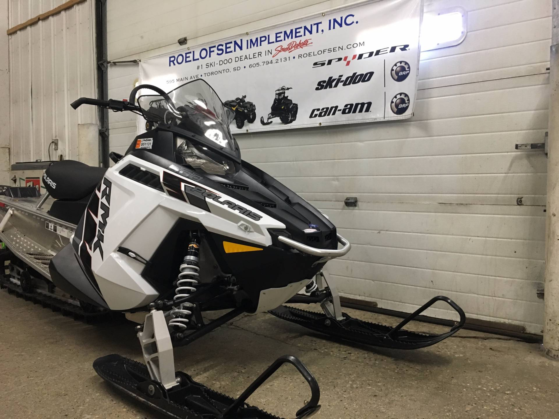 2015 Polaris 600 RMK® 144 in Toronto, South Dakota
