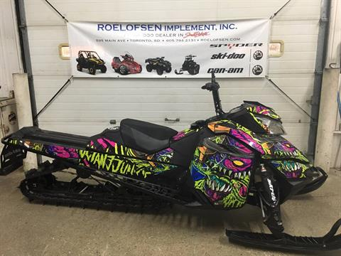 2015 Ski-Doo Summit® SP 154 800R E-TEC® E.S. in Toronto, South Dakota