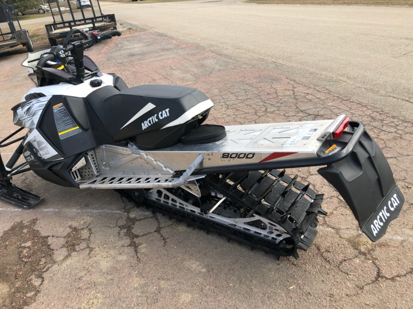 2014 Arctic Cat XF 8000 Sno Pro® High Country in Toronto, South Dakota