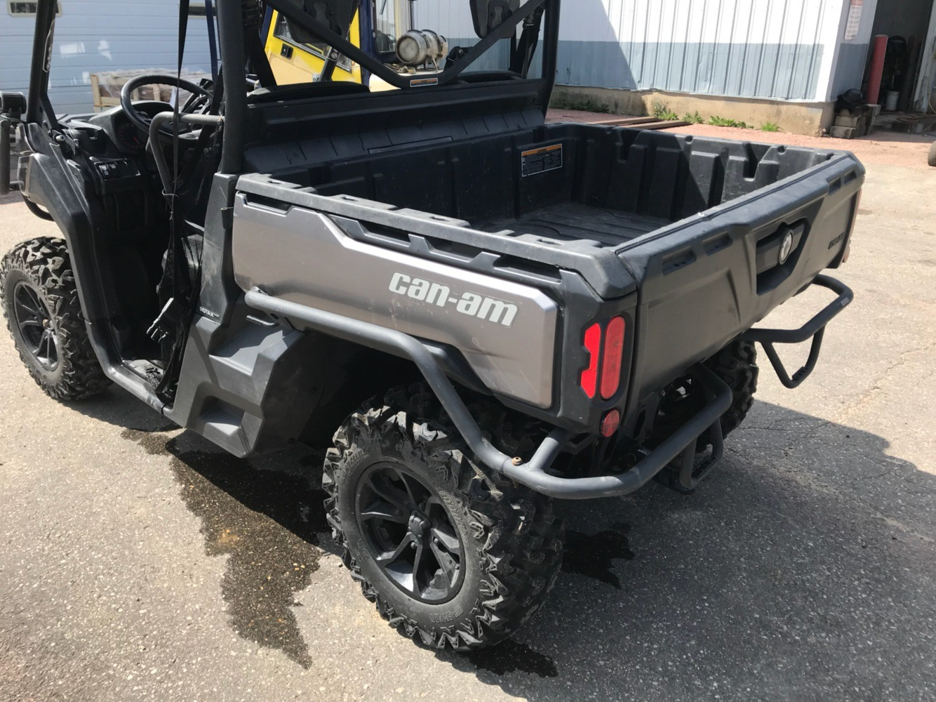 2016 Can-Am Defender XT HD10 in Toronto, South Dakota