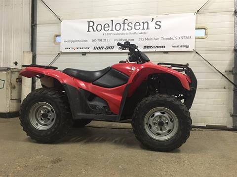 2013 Honda FourTrax® Rancher® AT with EPS in Toronto, South Dakota