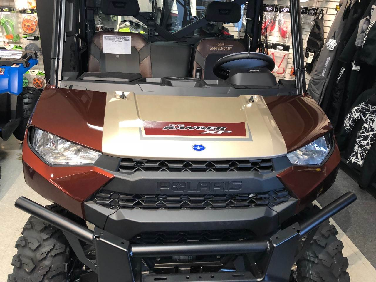 2019 Polaris Ranger XP 1000 EPS 20th Anniversary Limited Edition in Elma, New York - Photo 1
