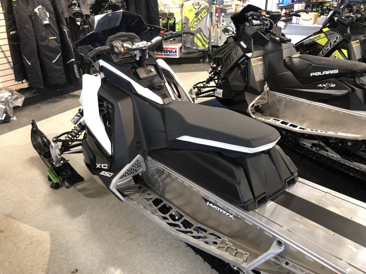 2021 Polaris 850 Indy XC 137 Launch Edition Factory Choice in Elma, New York - Photo 1