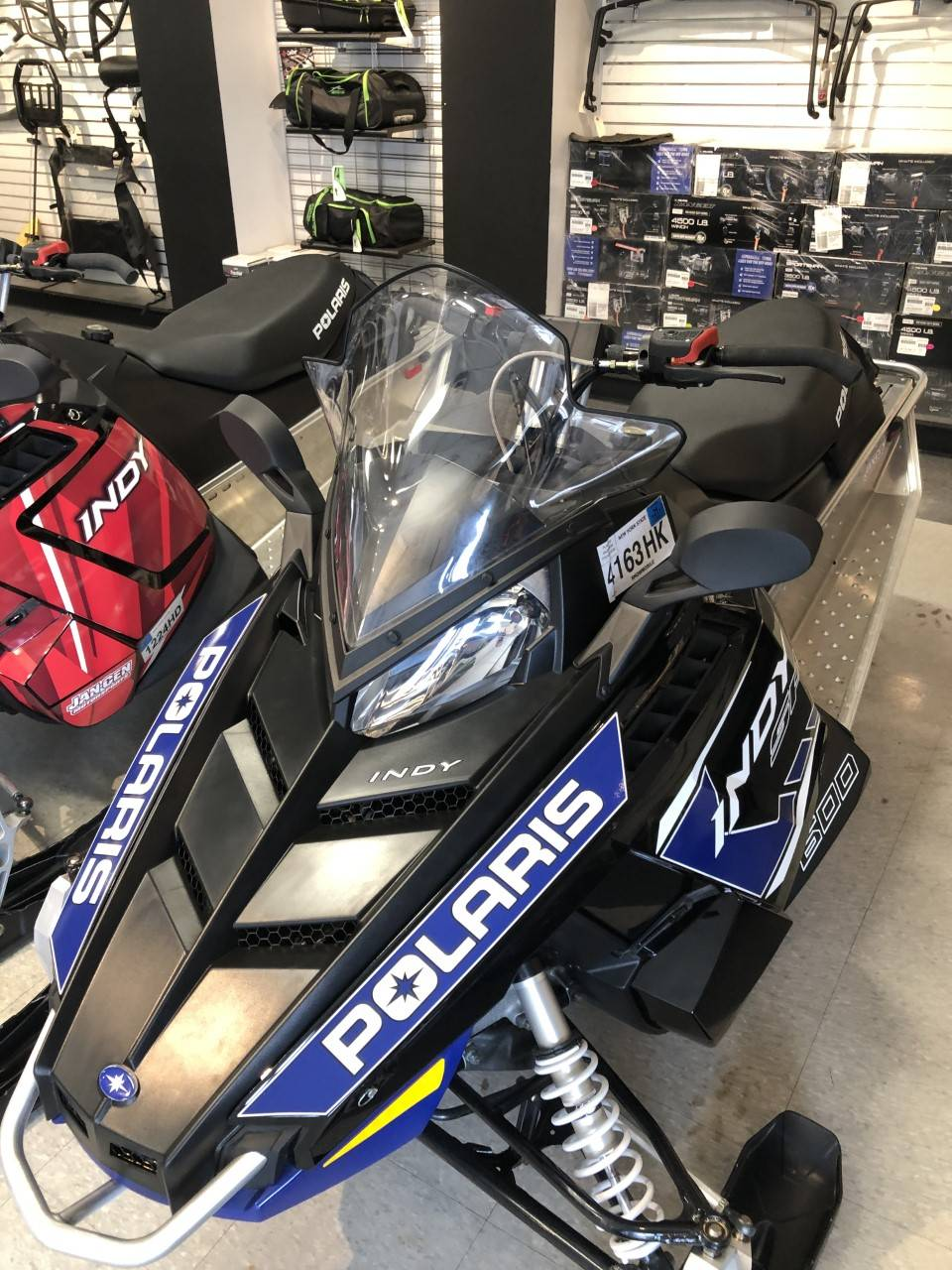 2018 Polaris 600 INDY SP ES in Elma, New York - Photo 2