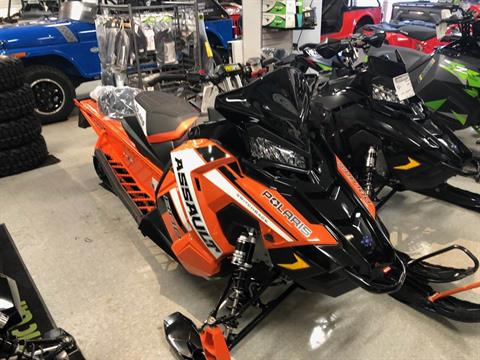 2019 Polaris 800 Switchback Assault 144 SnowCheck Select in Elma, New York - Photo 1