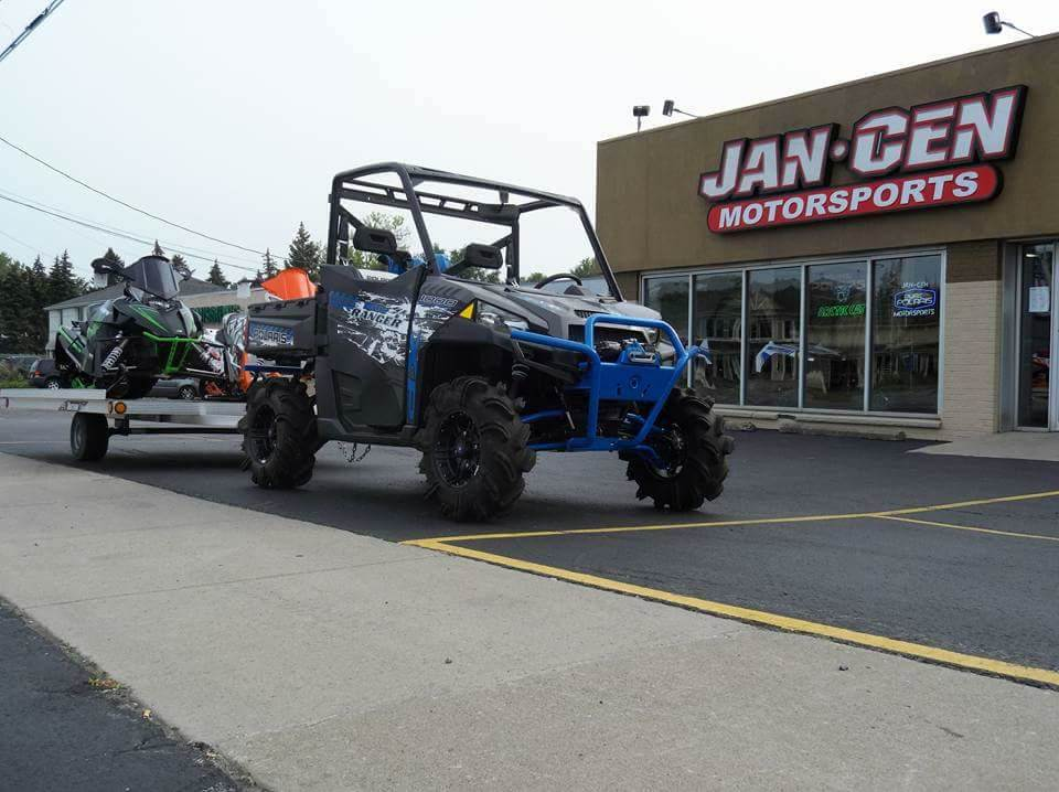 2017 Polaris Ranger XP 1000 EPS High Lifter Edition in Elma, New York