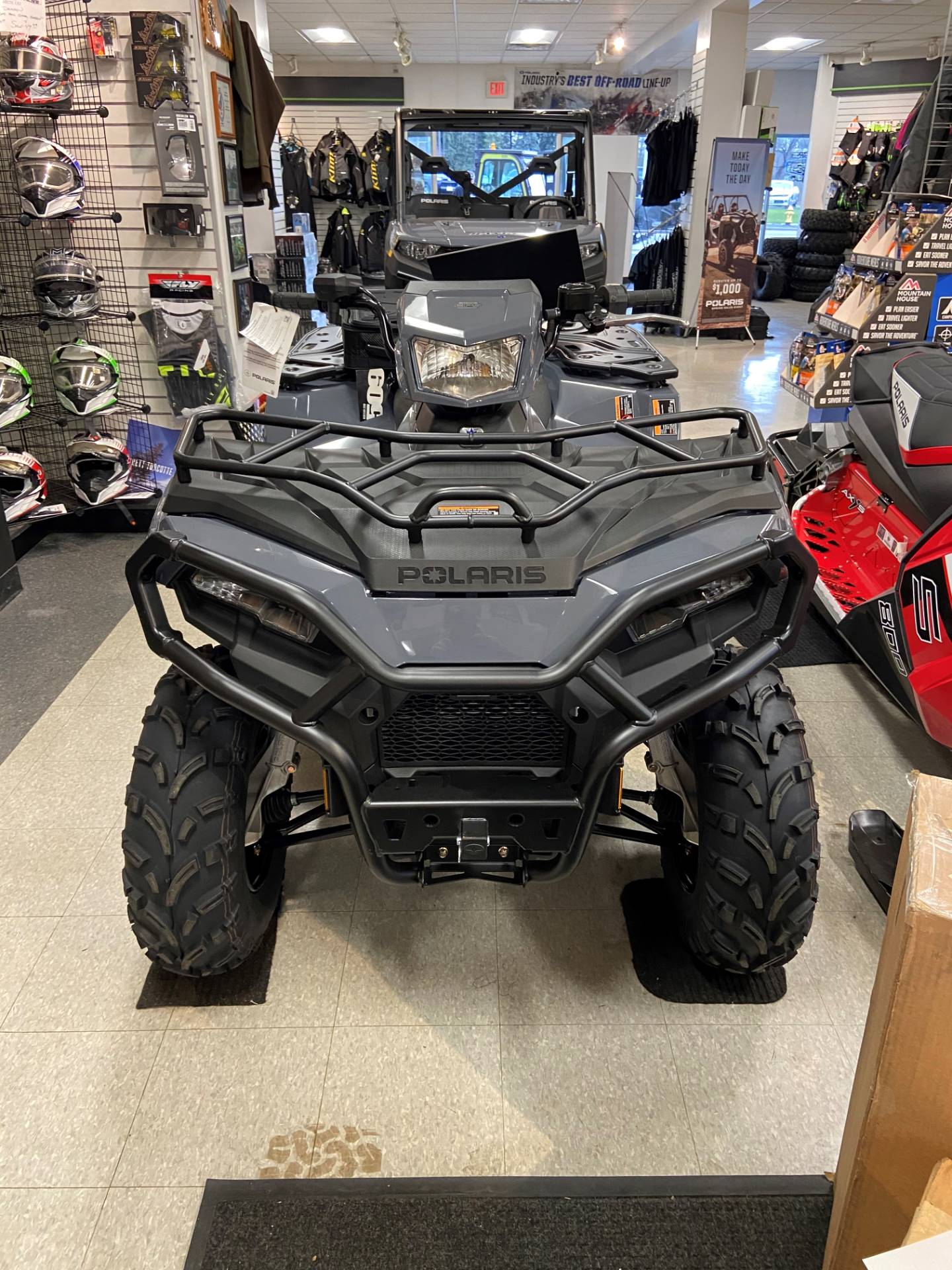 2021 Polaris Sportsman 570 Utility HD Limited Edition in Elma, New York - Photo 1