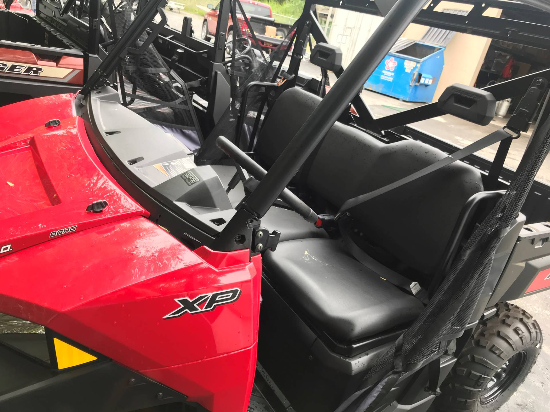 2019 Polaris RGR-19 900XP,EPS,SOLAR RED in Elma, New York - Photo 2