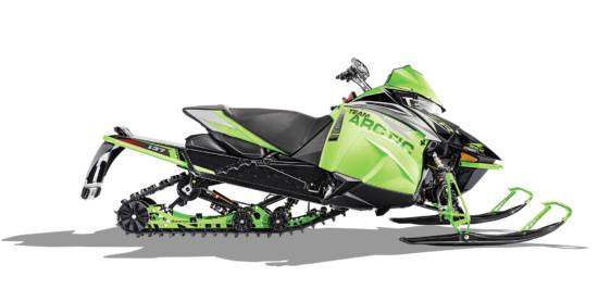 2019 Arctic Cat ZR 8000 129 ES RR US GREEN in Elma, New York