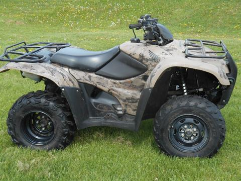 2012 Honda FourTrax® Rancher® 4x4 ES in Dubuque, Iowa