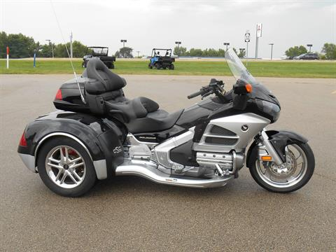 2012 Honda Gold Wing® Navi XM in Dubuque, Iowa