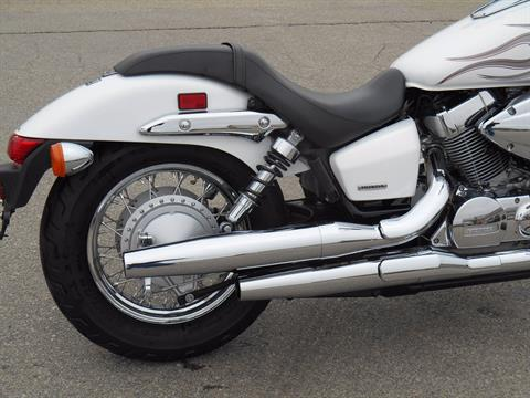 2009 Honda Shadow 750 in Dubuque, Iowa