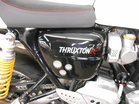 2018 Triumph Thruxton 1200 R in Dubuque, Iowa - Photo 3