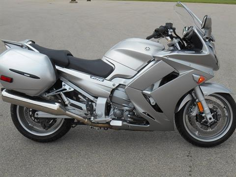 2011 Yamaha FJR1300A in Dubuque, Iowa