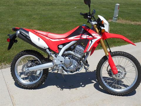 2017 Honda CRF250L in Dubuque, Iowa