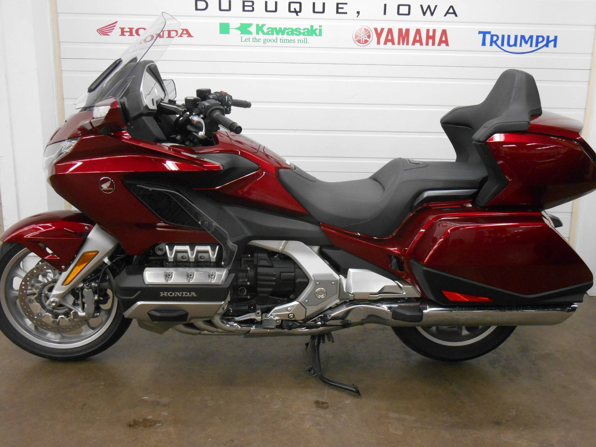 2019 Honda Gold Wing Tour in Dubuque, Iowa - Photo 1