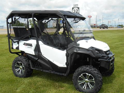2016 Honda Pioneer 1000-5 Deluxe in Dubuque, Iowa