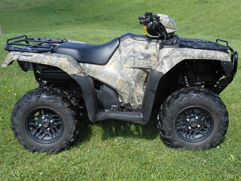 2017 Honda FourTrax Foreman Rubicon 4x4 DCT EPS Deluxe in Dubuque, Iowa