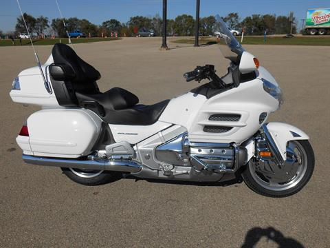 2006 Honda Gold Wing® Premium Audio in Dubuque, Iowa