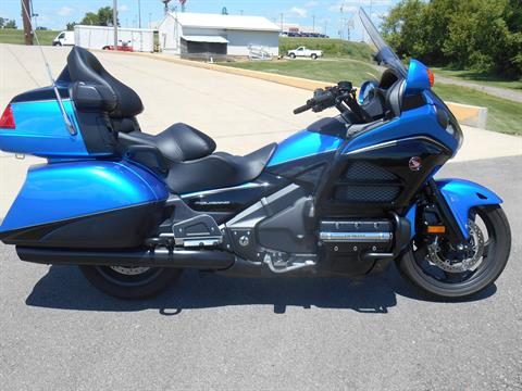 2017 Honda Gold Wing Audio Comfort in Dubuque, Iowa