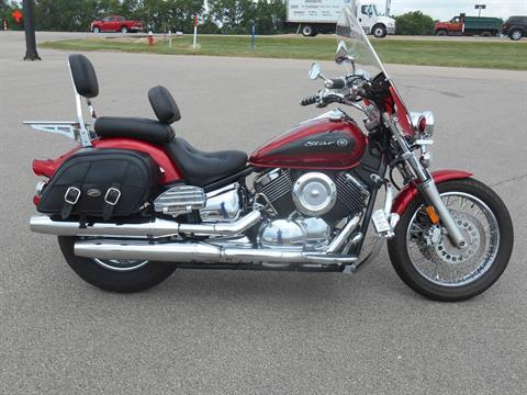 2009 Yamaha V Star 1100 Custom in Dubuque, Iowa